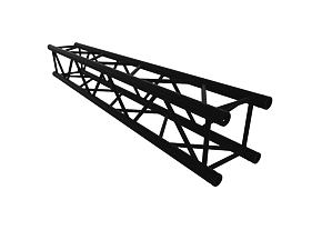 Black truss A290 No. 8277 - 2000 mm
