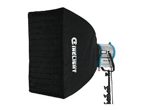 Softbox Kit pro Junior Fresnel 1000W - 80x60 cm