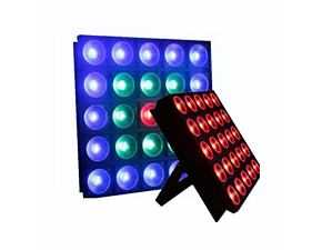 LED Matrix Light 5x5 RGBW 25x30w